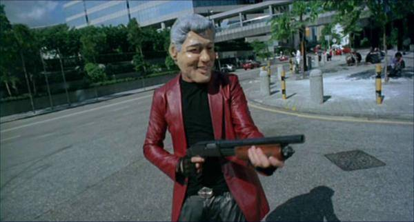 Fulltime Killer Hong Kong Cinemagic The Rise of Johnnie To