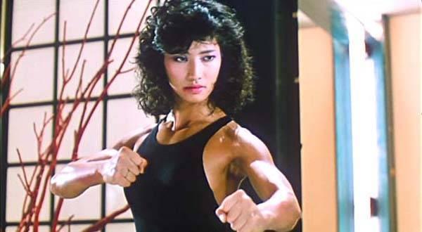 Michiko Nishiwaki in My Lucky Stars