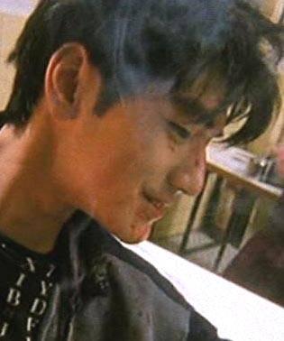 Takeshi Kaneshiro Fallen Angels