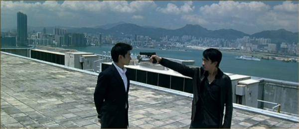 [HK] Infernal Affairs FRENCH DVDRiP XViD preview 1