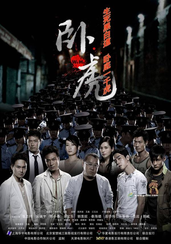 [HK]  Wo Hu VOSTFR DVDRiP XViD (Newasia) preview 0